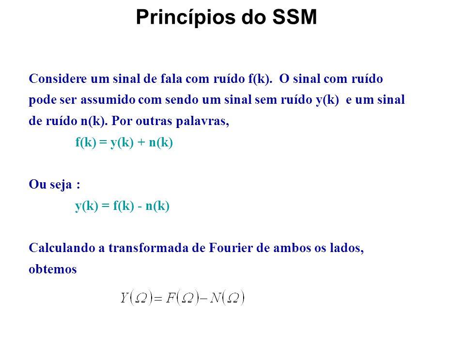 Princípios do SSM