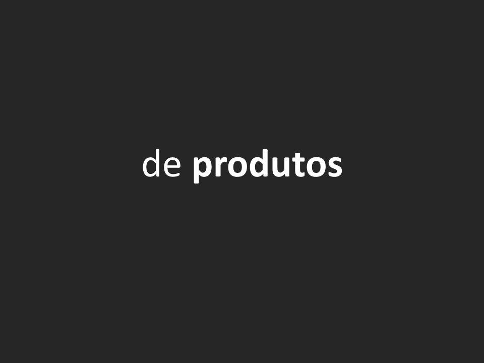 de produtos