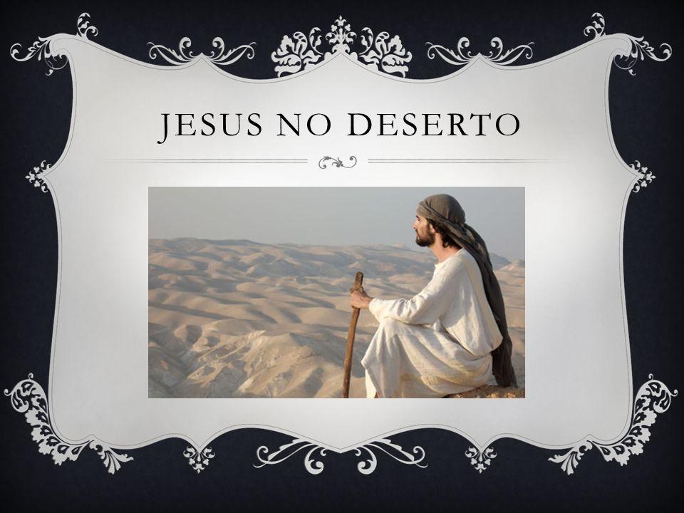 Jesus no deserto