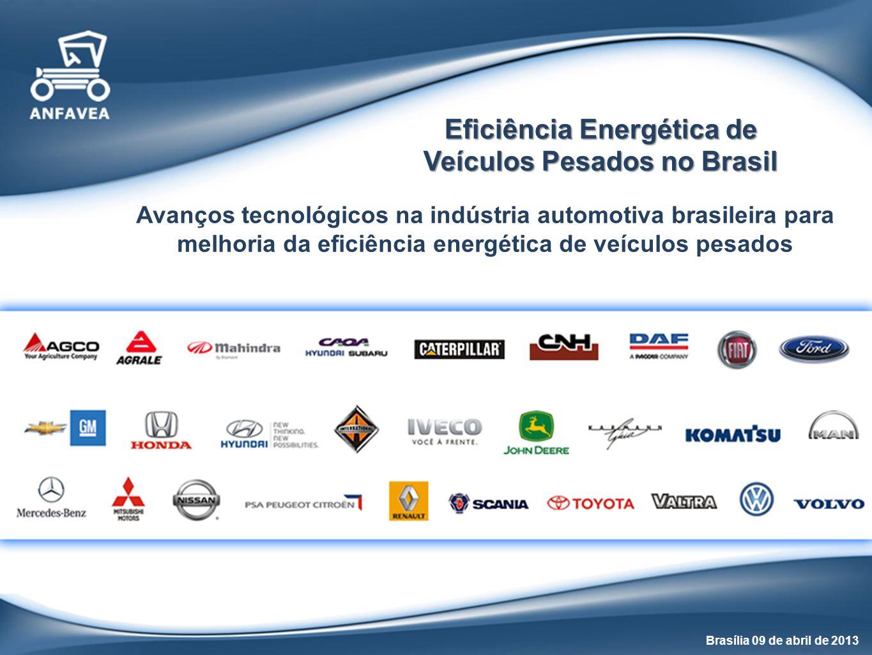 Eficiência Energética de Veículos Pesados no Brasil