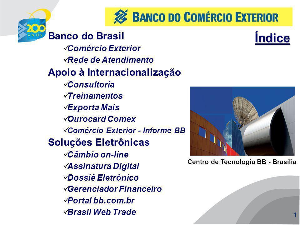 Centro de Tecnologia BB - Brasília