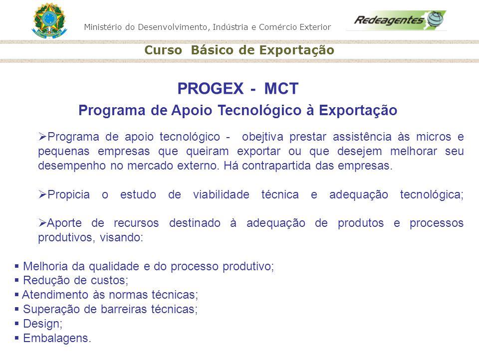 Programa de Apoio Tecnológico à Exportação