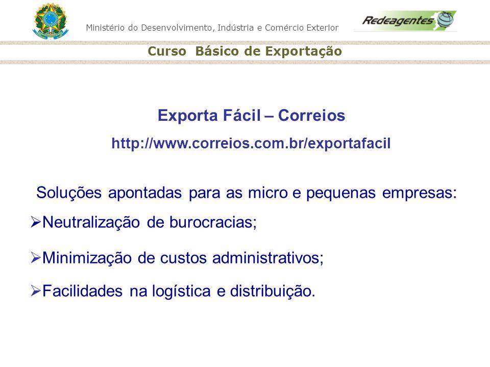 Exporta Fácil – Correios
