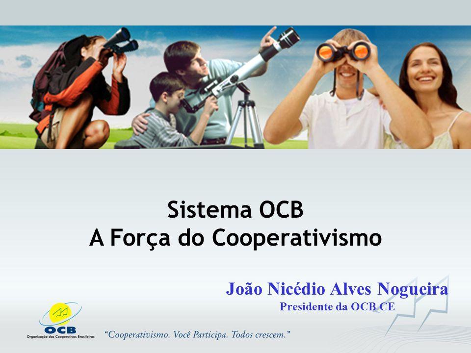Sistema OCB A Força do Cooperativismo