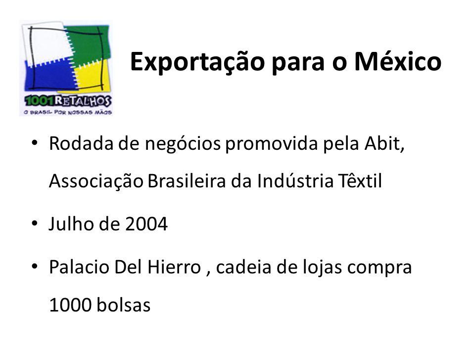 Exportação para o México