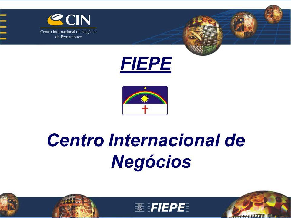 Centro Internacional de Negócios