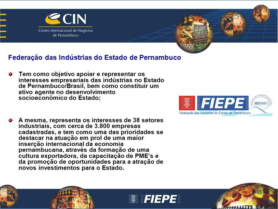 Federação das Indústrias do Estado de Pernambuco