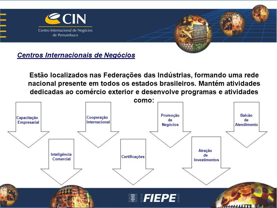 Centros Internacionais de Negócios