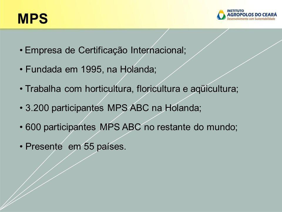 MPS Empresa de Certificação Internacional;