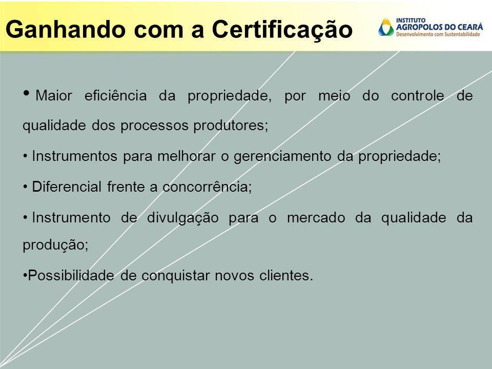 Ganhando com a Certificação