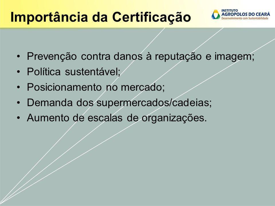 Importância da Certificação