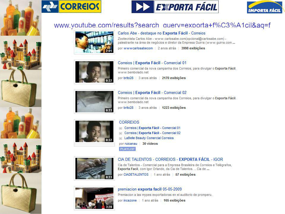 www.youtube.com/results search_query=exporta+f%C3%A1cil&aq=f