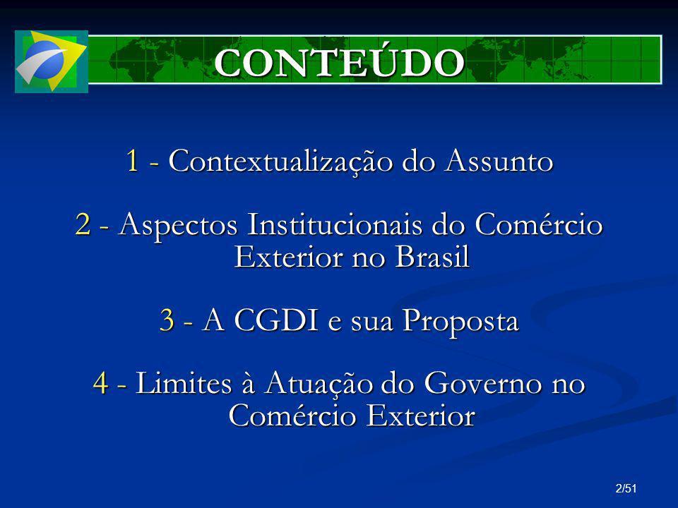 CONTEÚDO 1 - Contextualização do Assunto