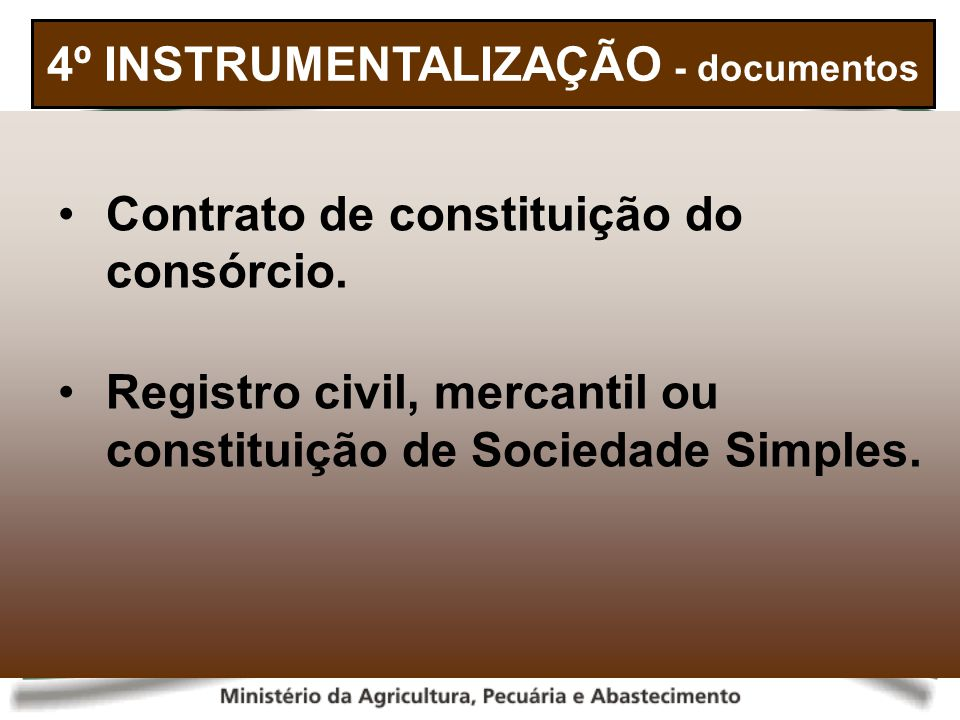 4º INSTRUMENTALIZAÇÃO - documentos