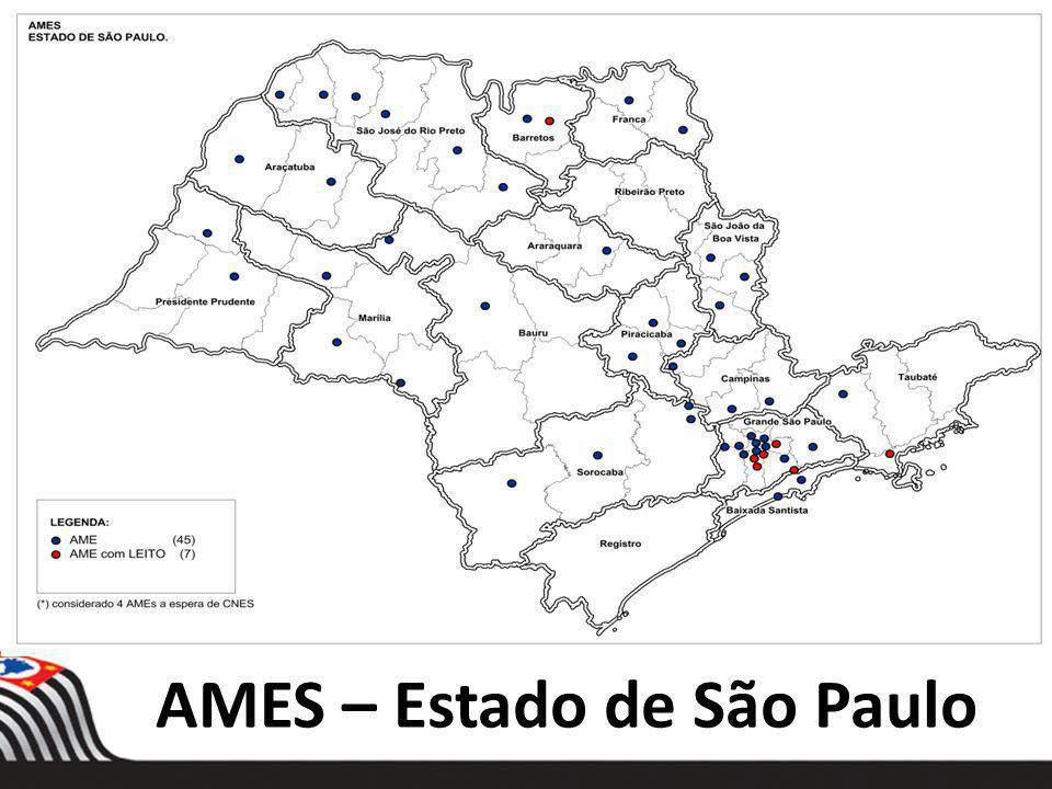 AMES – Estado de São Paulo