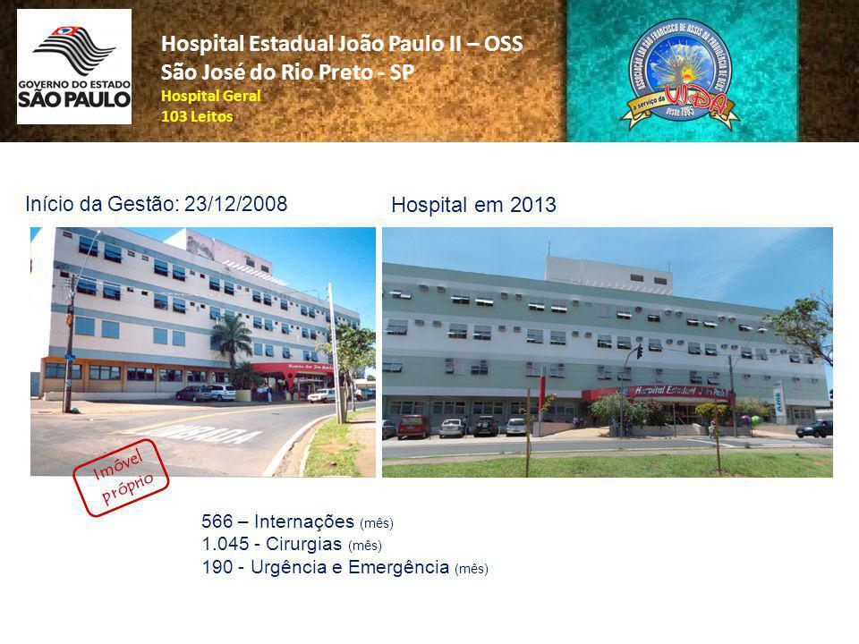 Hospital Estadual João Paulo II – OSS