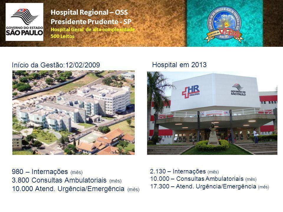 Hospital Regional – OSS