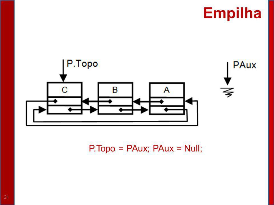 P.Topo = PAux; PAux = Null;