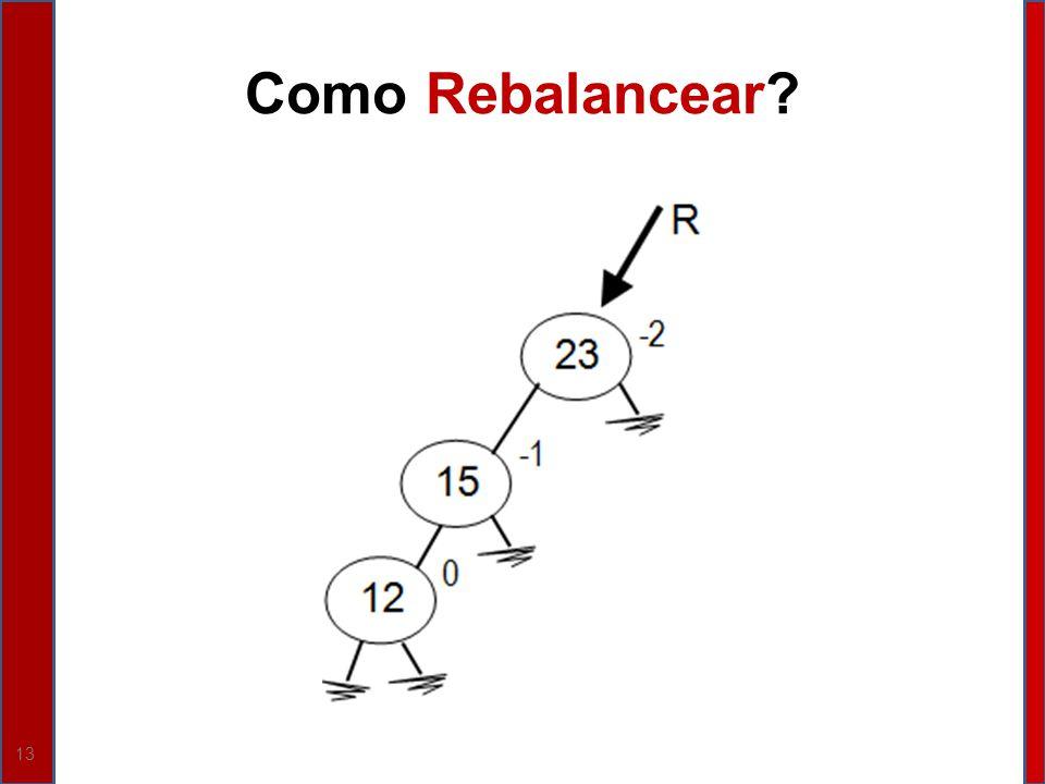 Como Rebalancear