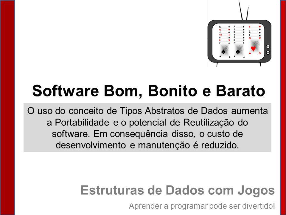 Software Bom, Bonito e Barato