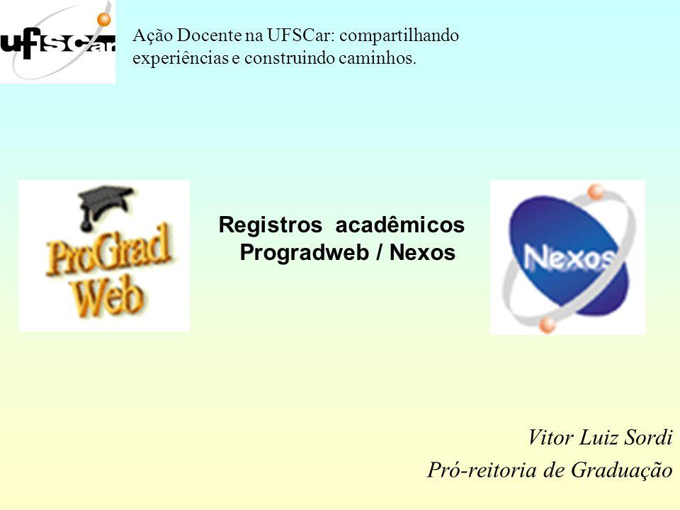 Vitor Luiz Sordi Pró-reitoria de Graduação