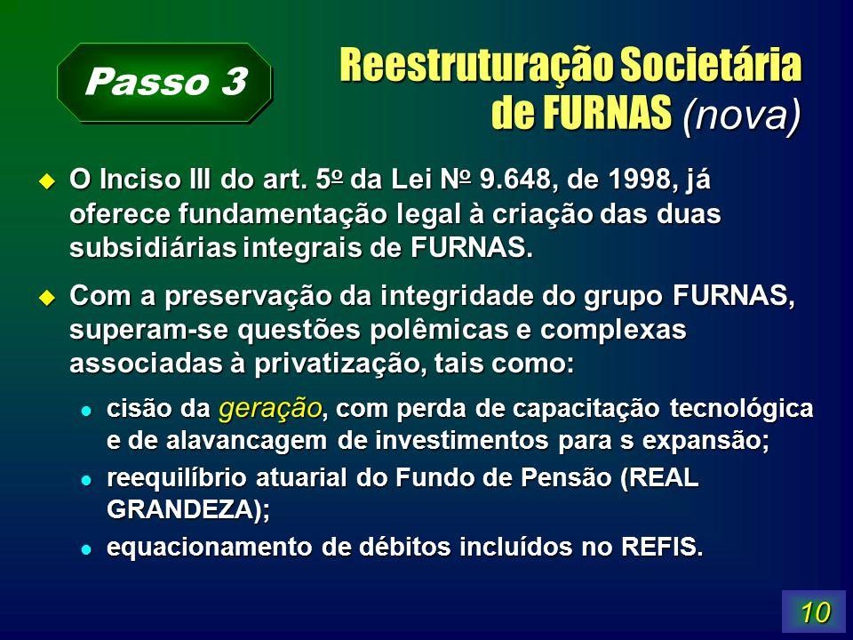 Reestruturação Societária de FURNAS (nova)