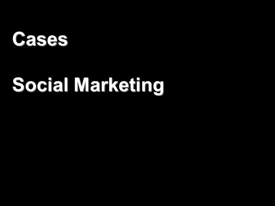 Cases Social Marketing