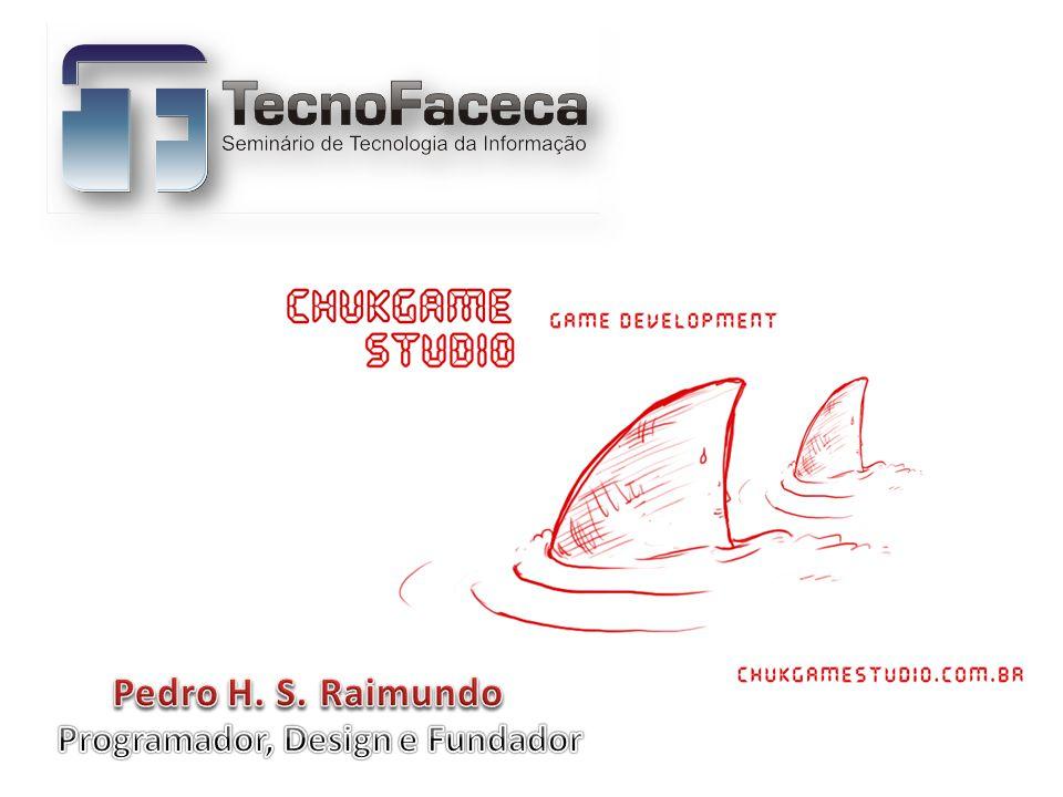 Programador, Design e Fundador