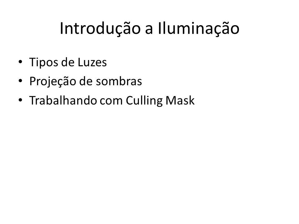 Introdução a Iluminação