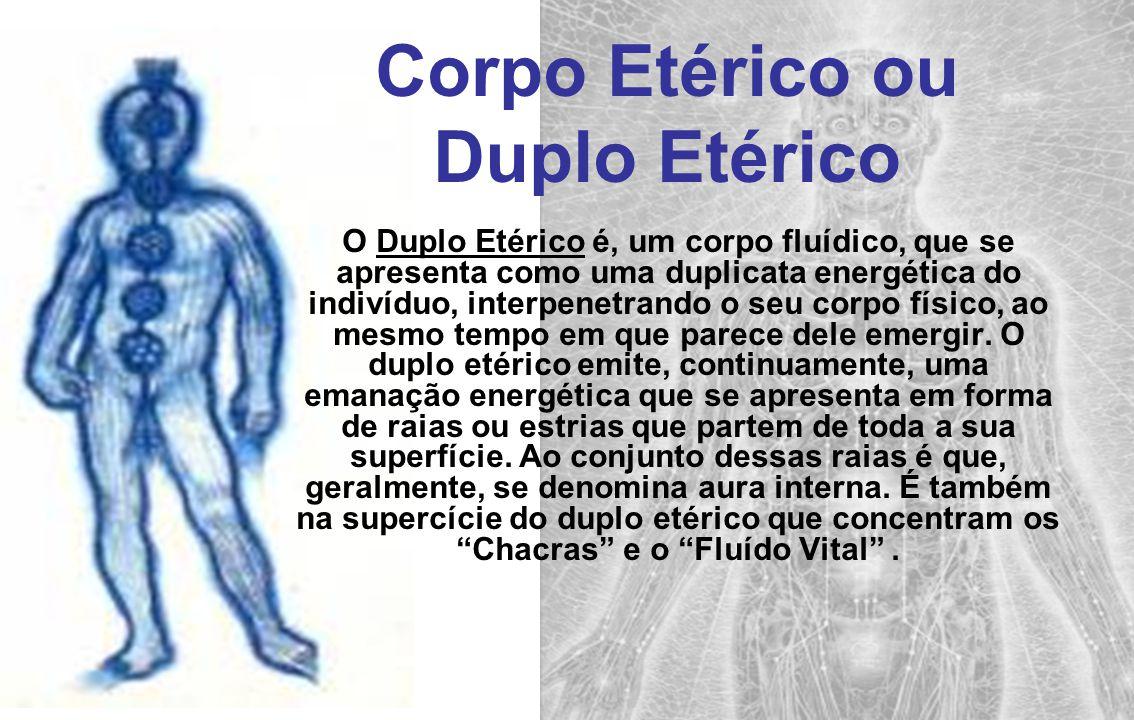 Corpo Etérico ou Duplo Etérico