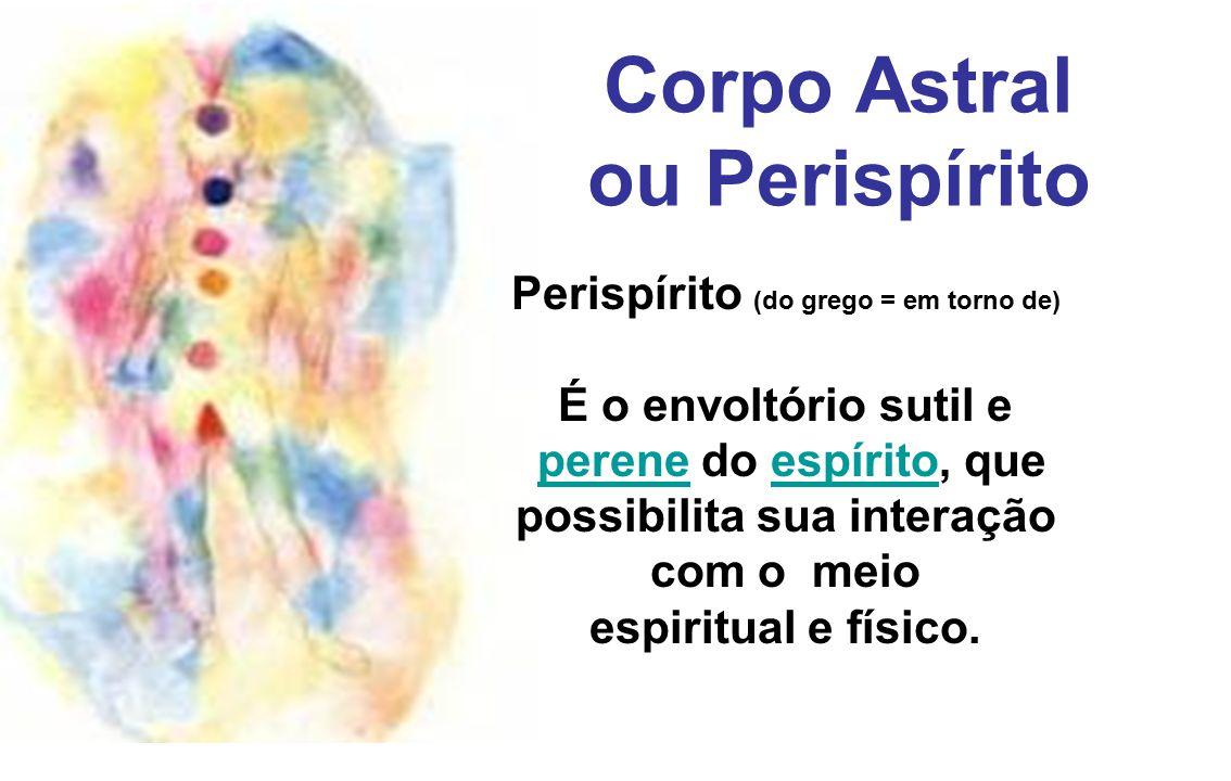 Corpo Astral ou Perispírito