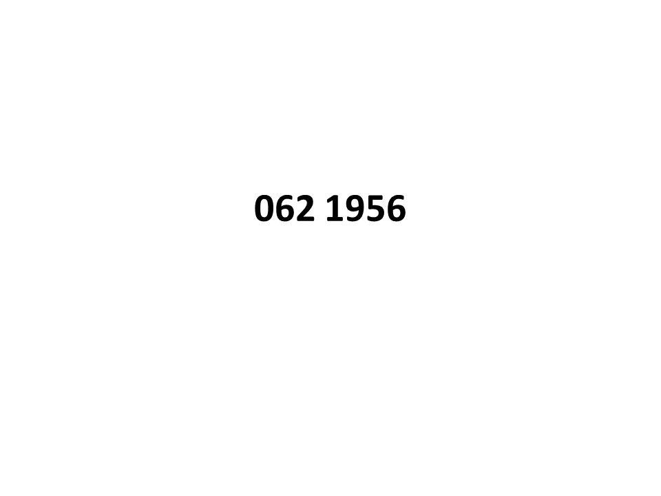062 1956