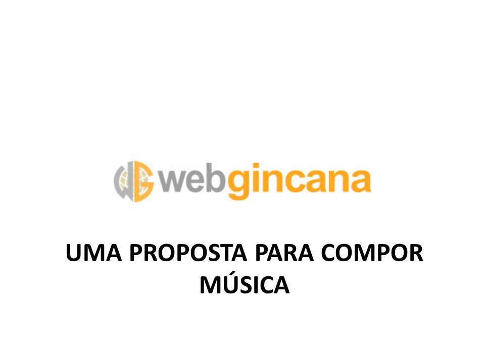 Uma proposta para compor música