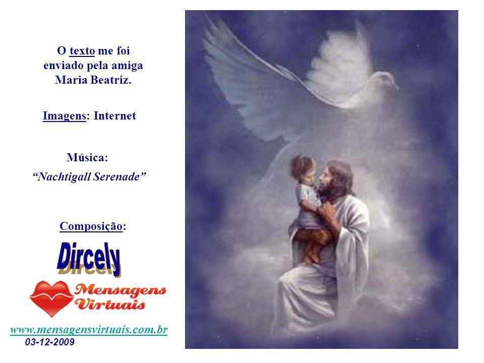O texto me foi enviado pela amiga Maria Beatriz. Nachtigall Serenade