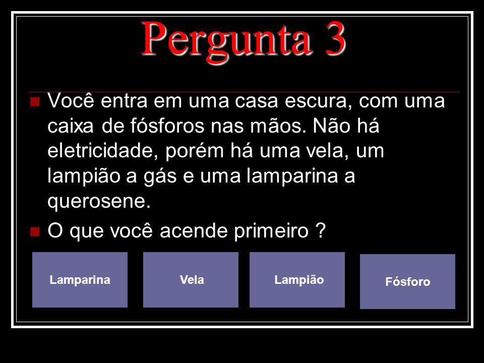 Pergunta 3