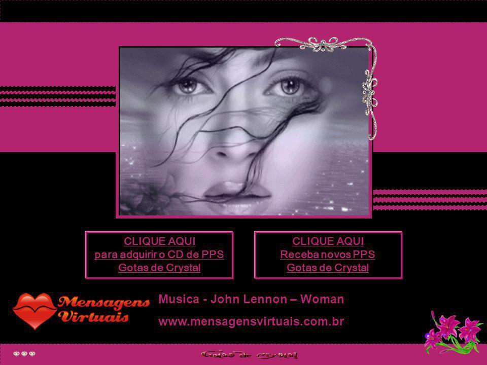 Musica - John Lennon – Woman www.mensagensvirtuais.com.br