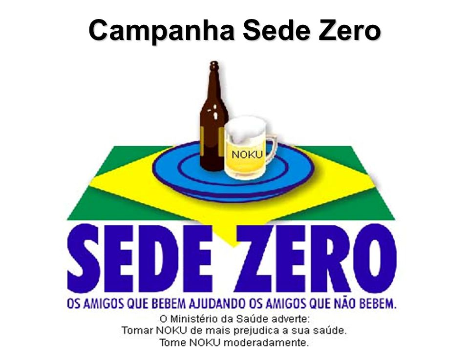 Campanha Sede Zero