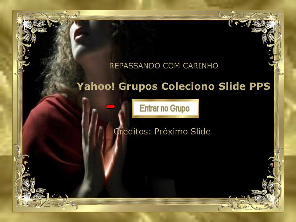 Yahoo! Grupos Coleciono Slide PPS