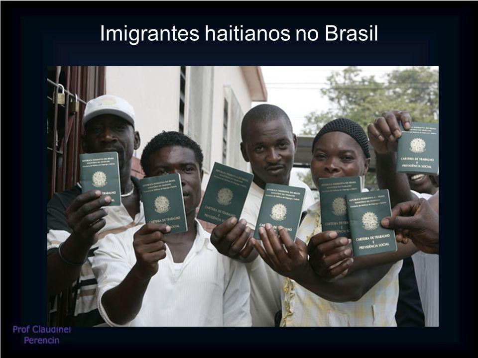 Imigrantes haitianos no Brasil