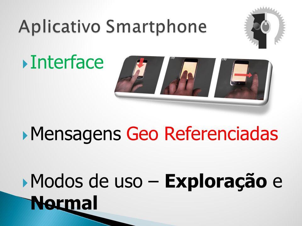Aplicativo Smartphone