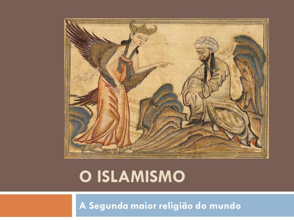A Segunda maior religião do mundo