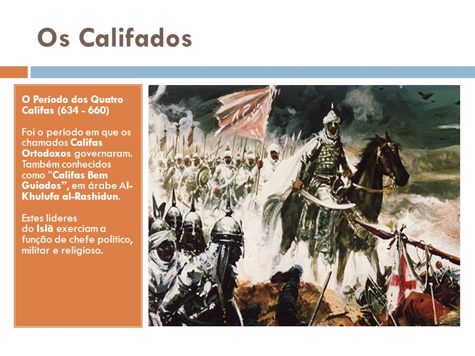 Os Califados