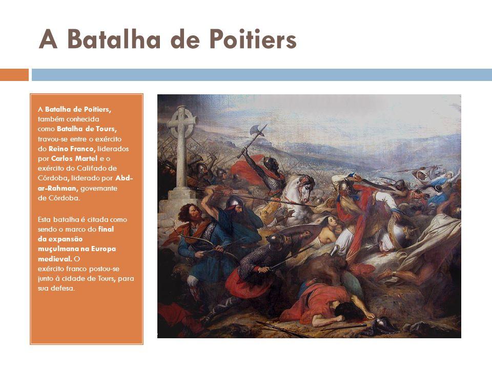 A Batalha de Poitiers