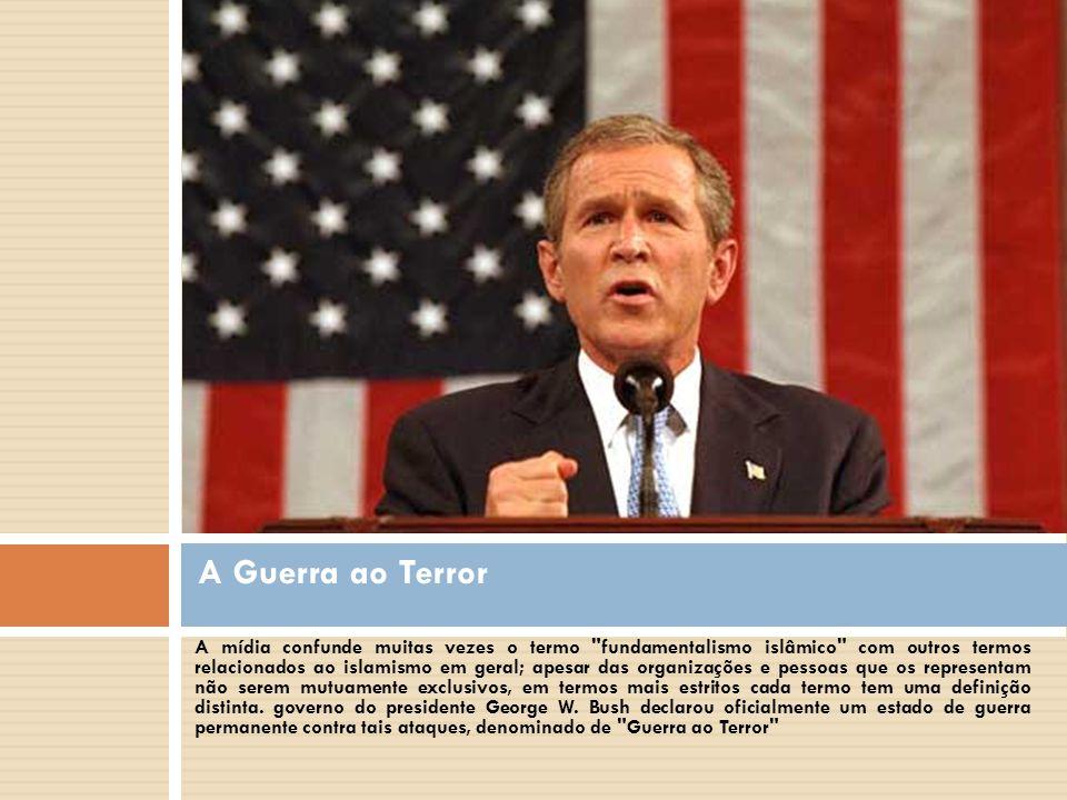 A Guerra ao Terror
