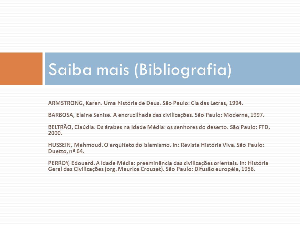 Saiba mais (Bibliografia)