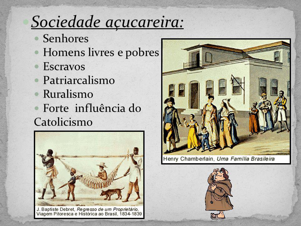 Sociedade açucareira: