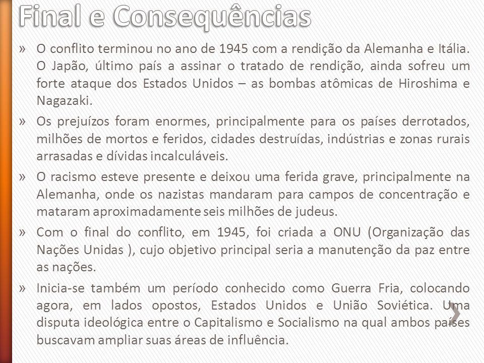 Final e Consequências