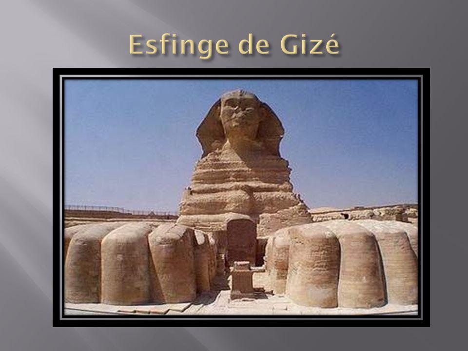 Esfinge de Gizé