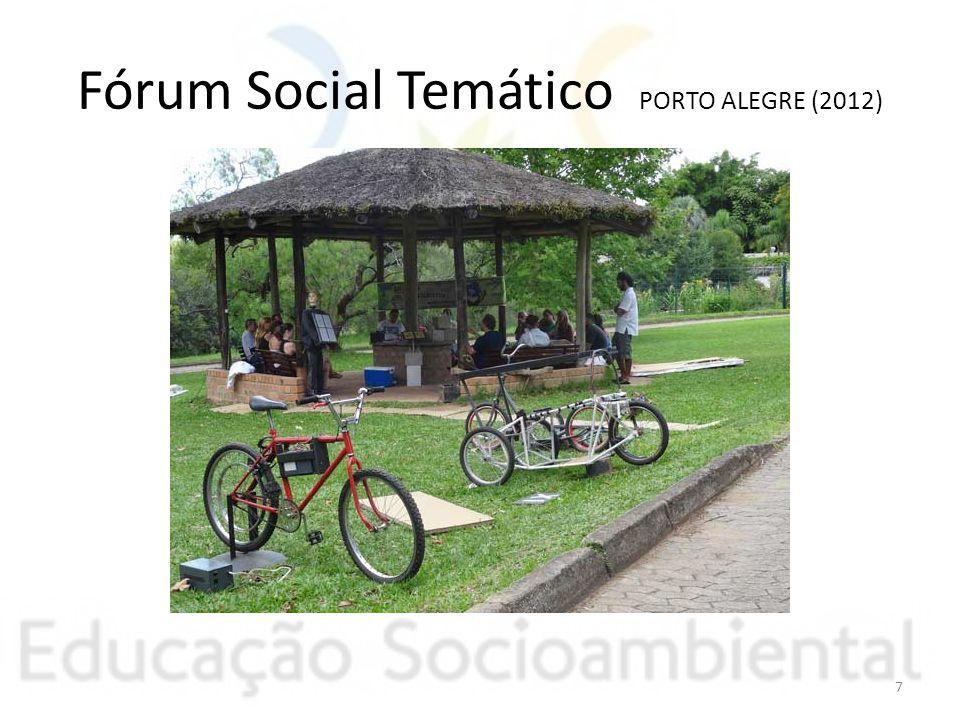 Fórum Social Temático PORTO ALEGRE (2012)