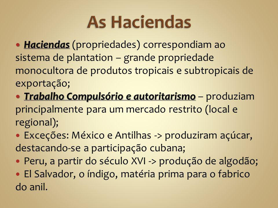 As Haciendas
